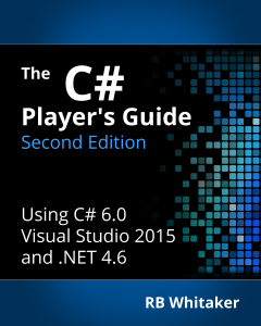 Front Cover of C# Players Guide