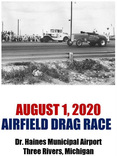 AUGUST 1, 2020 AIRFIELD DRAG RACE